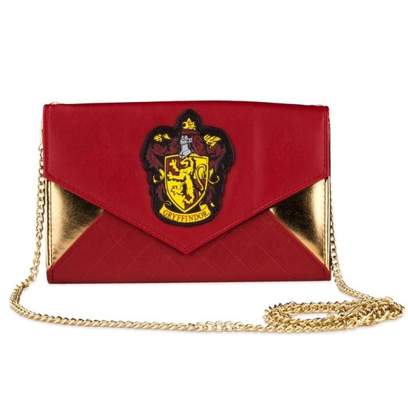 Loungefly Handbags - Loungefly Gryffindor Crossbody Clutch